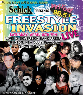 Freestyle Invasion Tickets Bankunited Center At Um