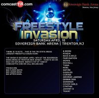 Tickets Show Freestyle Invasion