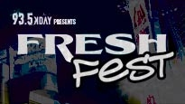 Fresh Fest Atlanta Civic Center Tickets