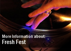 Tickets Fresh Fest