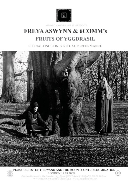 Freya Aswynn The Underworld