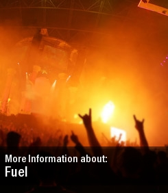 Tickets Fuel Show