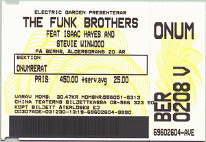 Tickets Funk Brothers