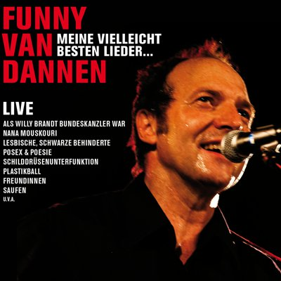 Funny Van Dannen Dates 2011 Tour