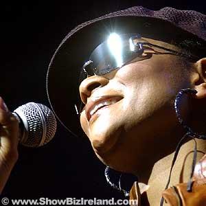 Gabrielle Show 2011