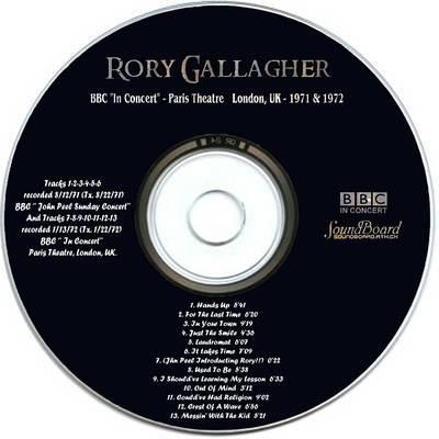 2011 Tour Gallagher Dates