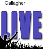 Gallagher Tickets Mount Clemens
