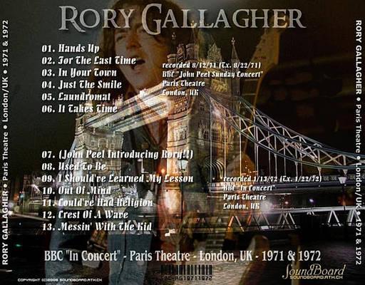 Tickets Gallagher