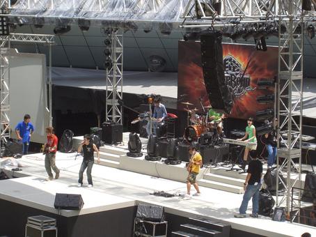 Gap Band Concert