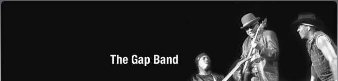Gap Band Tickets