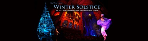 Garaj A Trois   Winter Solstice Celebration 8x10 Club