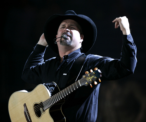 Concert Garth Brooks