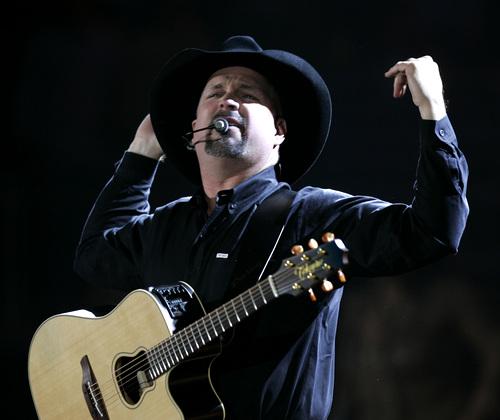 Concert Garth Brooks