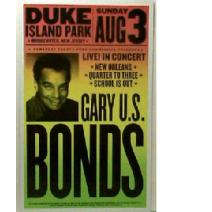 Gary U S Bonds Show 2011
