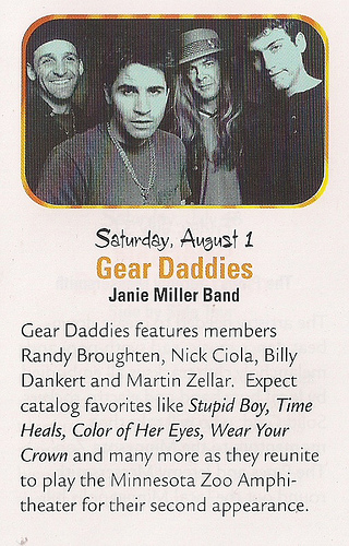 Gear Daddy 2011