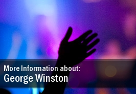 George Winston 2011 Dates