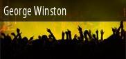 George Winston Dates 2011