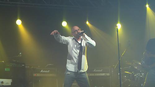 2011 Gerardo Galeano Show
