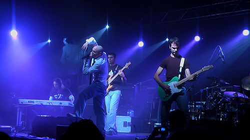 Show Gerardo Galeano 2011
