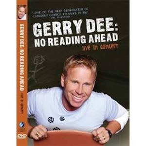 Gerry Dee Concert