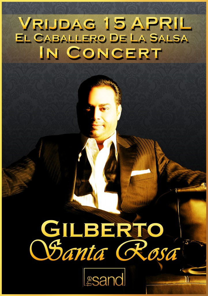 Gilberto Santa Rosa 2011 Dates Tour