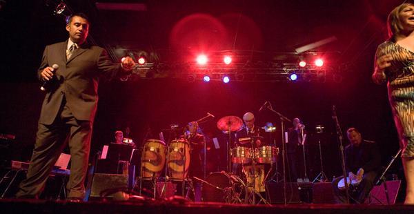 Gilberto Santa Rosa Show 2011