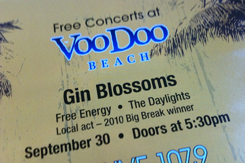 Tickets Gin Blossoms