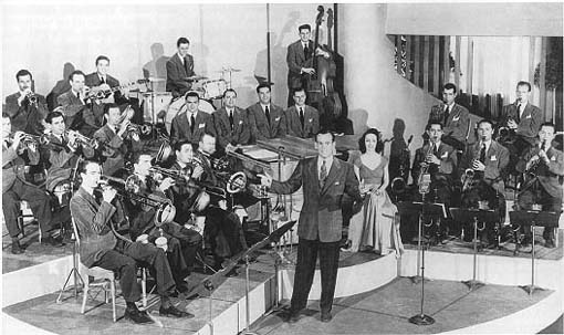 Glenn Miller Orchestra Chandler Center For The Arts