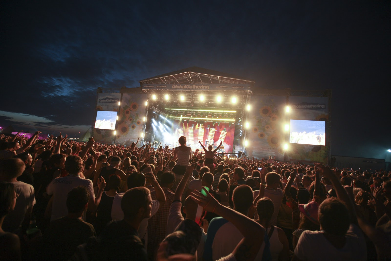 Global Gathering Tickets Long Marston Airfield