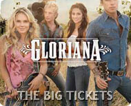 Gloriana 2011 Dates Tour
