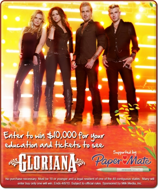 Gloriana Tickets