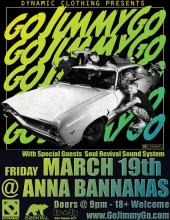 Dates 2011 Go Jimmy Go