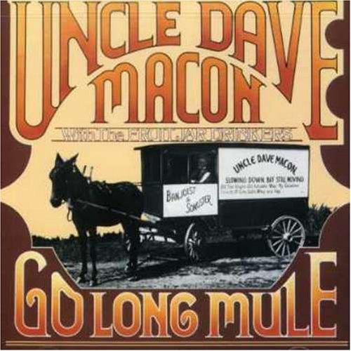 Concert Go Long Mule