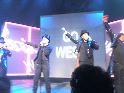 2011 Go West