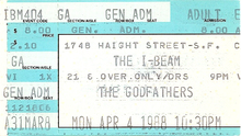 Godfathers 100 Club Tickets