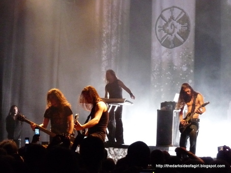 Dates Tour 2011 Gods Of Metal