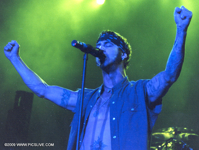 Godsmack Concert