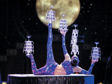 2011 Tour Golden Dragon Chinese Acrobats Dates