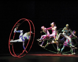 Golden Dragon Chinese Acrobats Weill Center For The Performing Arts