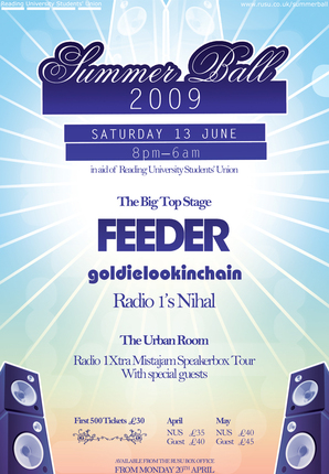2011 Tour Goldielookinchain Dates
