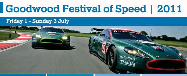 Tickets Goodwood Festival Of Speed