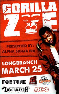 Gorilla Zoe Tickets Fort Wayne