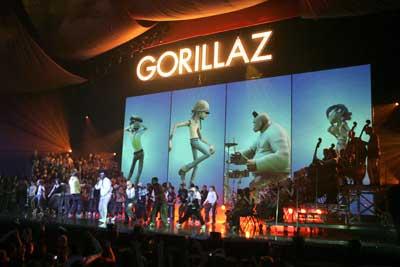Gorillaz Uic Pavilion Tickets Gorillaz Tickets At
