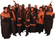 2011 Gospel Choir Tour Dates