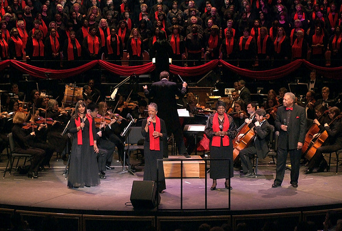 Gospel Meets Symphony 2011