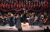 Gospel Meets Symphony Dates 2011