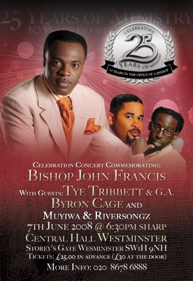 Gospel Music Celebration Tickets Boston