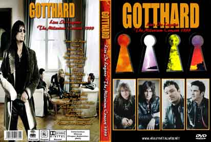 2011 Gottard Dates Tour