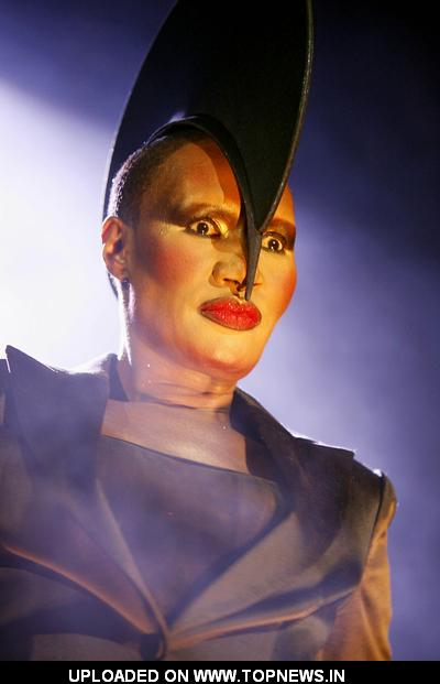 Grace Jones New York