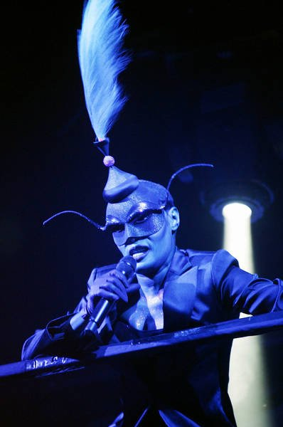 Grace Jones Tickets Messe Centrum
